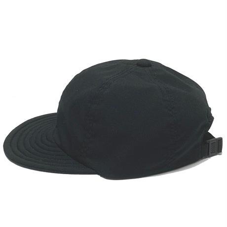 LOW STRAP CAP  -TC BLACK-