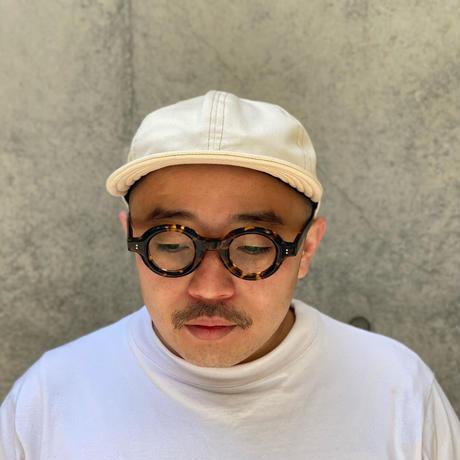 LOW STRAP CAP -TWILL KINARI -