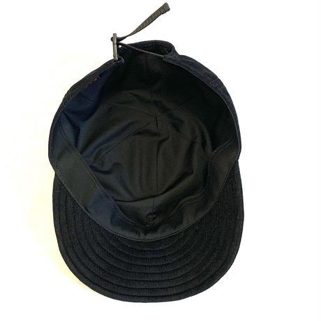 """LOW STRAP CAP """"CORDUROY BLACK """""""