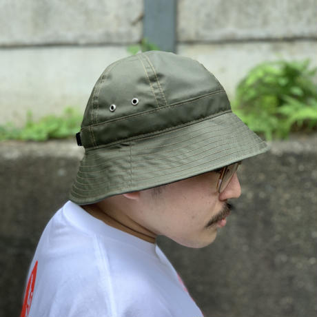 "【IN STOCK】""JUNGLE HAT"" DEEP GREEN  Size,M/L"