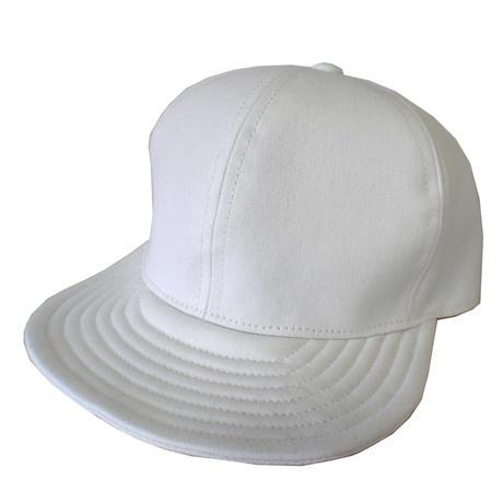 SNAP BACK CAP WHITE