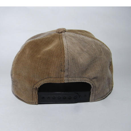 SNAP BACK CAP ONE OFF USED CORDUROY