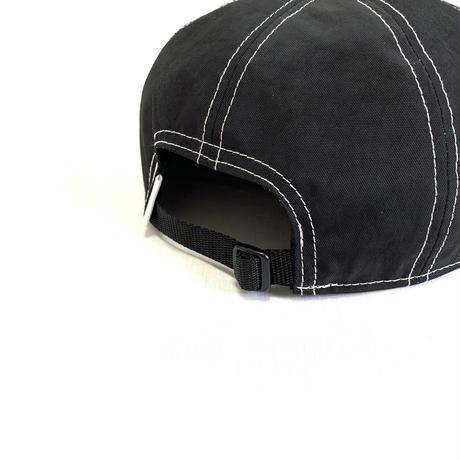 """ST CAP """"NYLON BLACK×WHITE"""""""