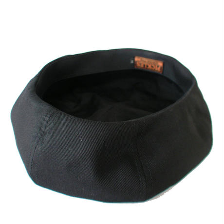 【IN STOCK】BERET BLACK