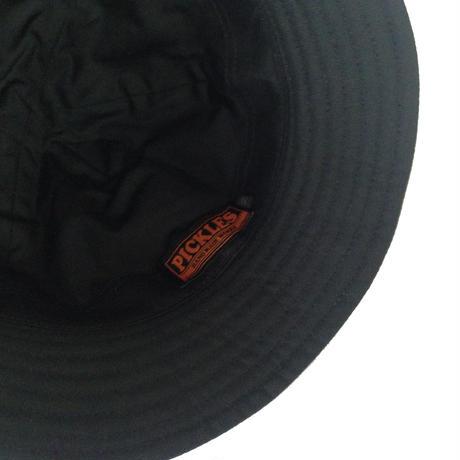 6P HAT   BLACK