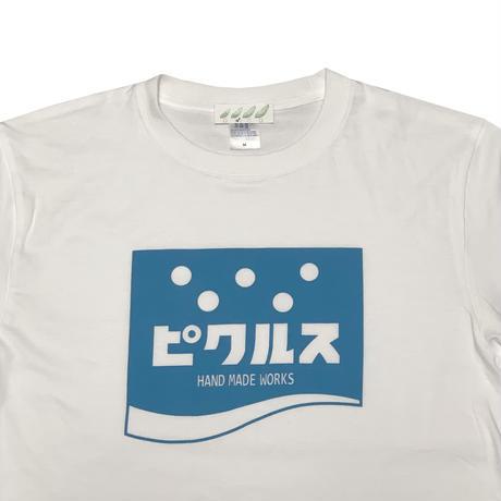 """【受注生産】""""ピクルス TEE"""" ホワイト"""