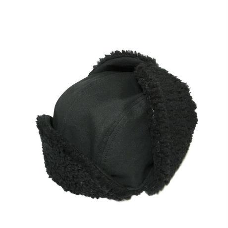 BOMBER CAP BLACK×BLACK