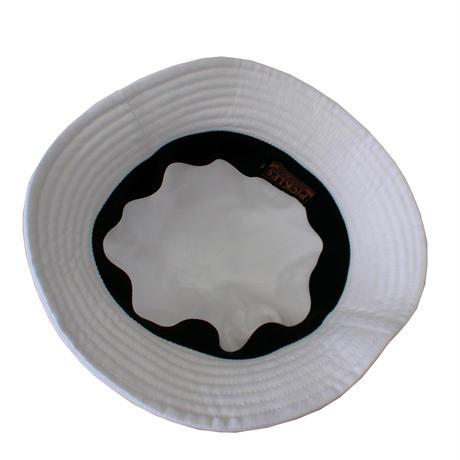 6P HAT  WHITE