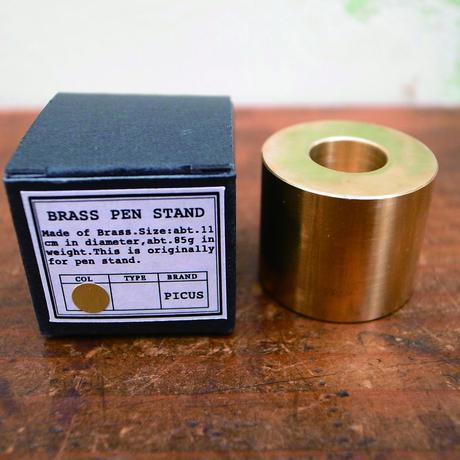 BRASS PEN STAND (SOLID)