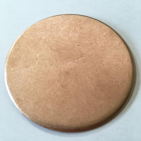 COPPER GRIP CIRCLE PLATE