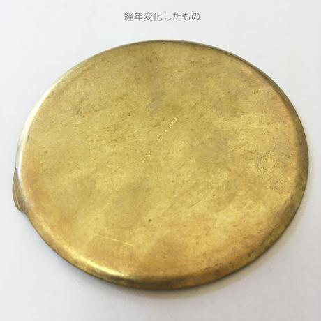 BRASS GRIP CIRCLE PLATE