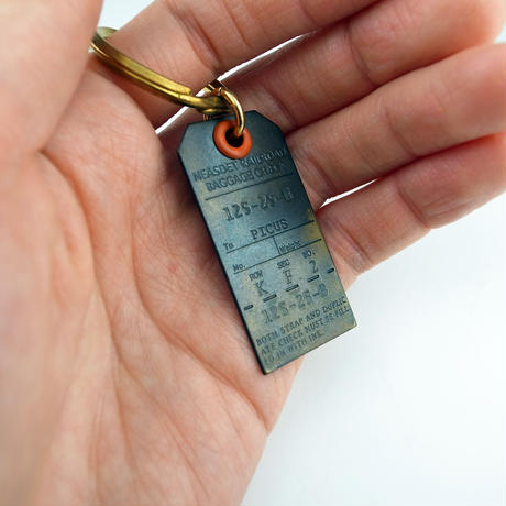 LUGGAGE TAG KEY-HOLDER A