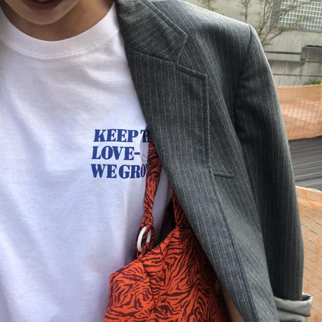 """KEEP  THE LOVE"" -kirin- ""T"""