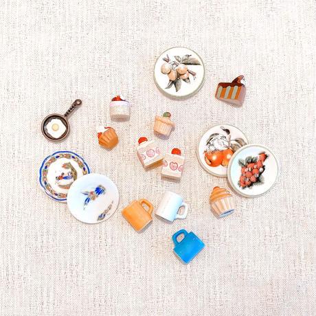 ドールハウスセット/クマのロンド(ピンク)●オーダー商品/お届け6月中旬〜下旬