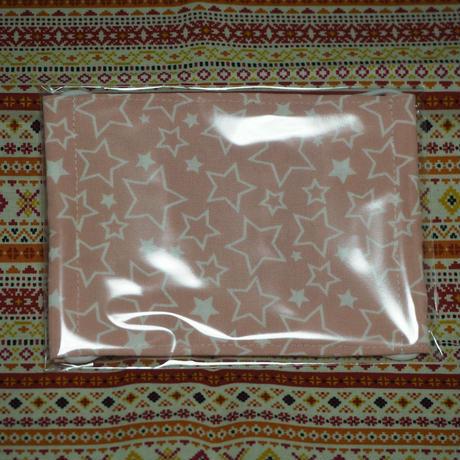 20062 マスク Mサイズ 星柄 ピンク
