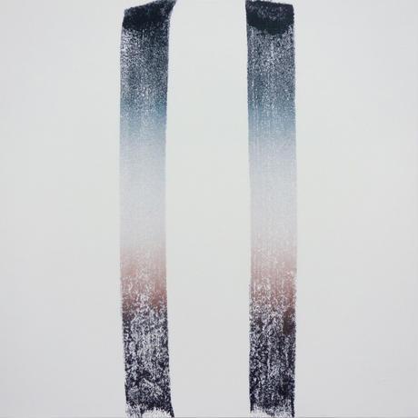 2つの線        佐々木敬介  2017年 (オーダーご相談)