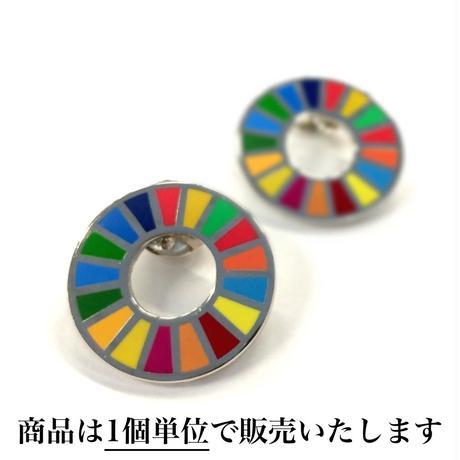 国連SDGsピンバッジ