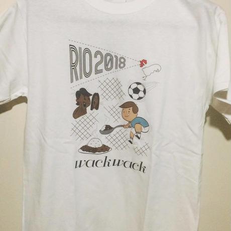 Tシャツ disign by wack wack
