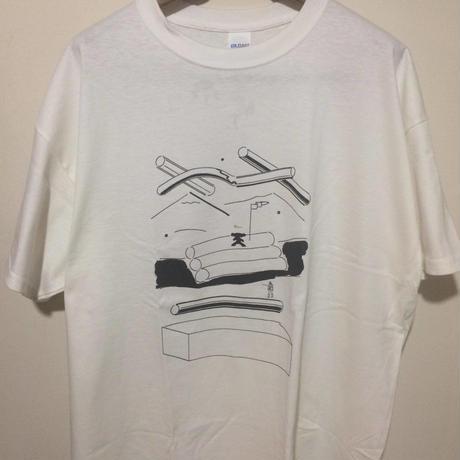 Tシャツ design by 最後の手段