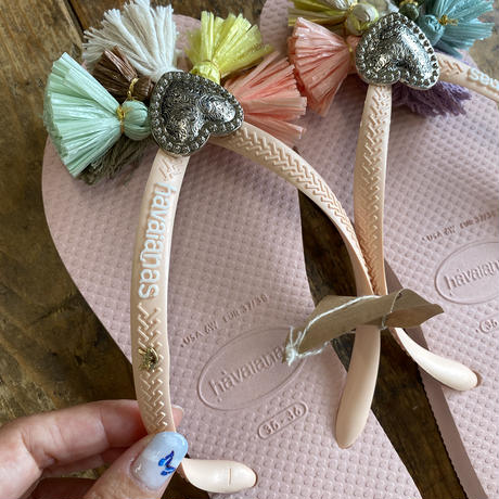 Jelly Baby pink sandal 24