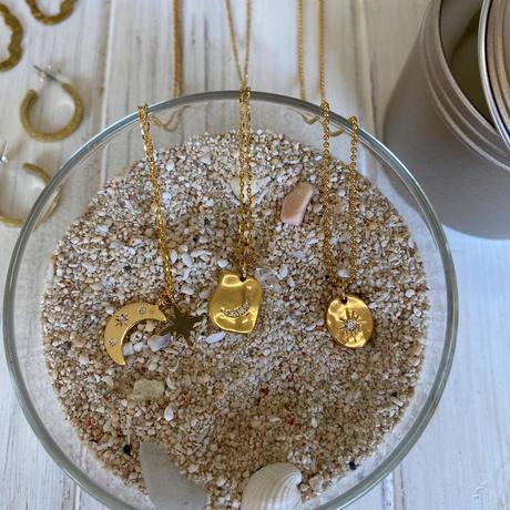 marino Shine coin necklace
