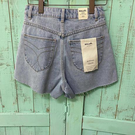 Rolla's hirise denim short pants
