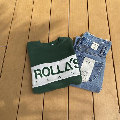 Rolla's classic straight 90's blue