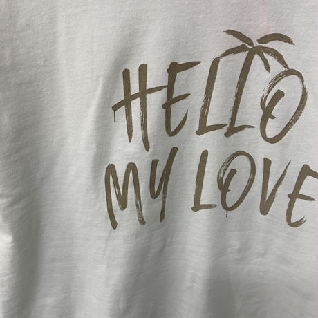 Leona Hello my Love tee