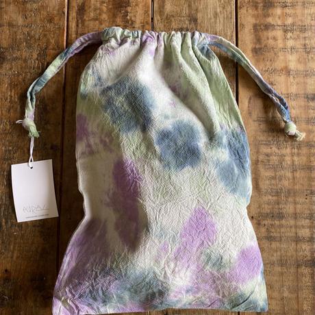 ecoRAL tiedye 巾着10