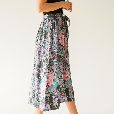 Dazzle Flower gather skirt