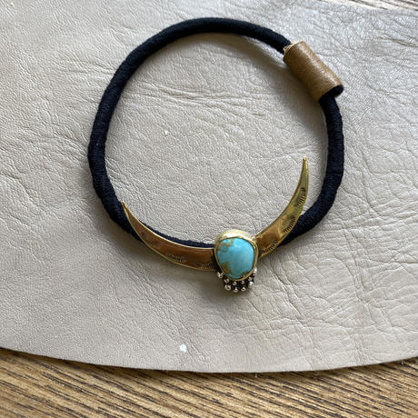 swell turquoise hair tie