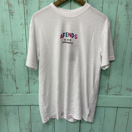 Afends sustainable tee 1