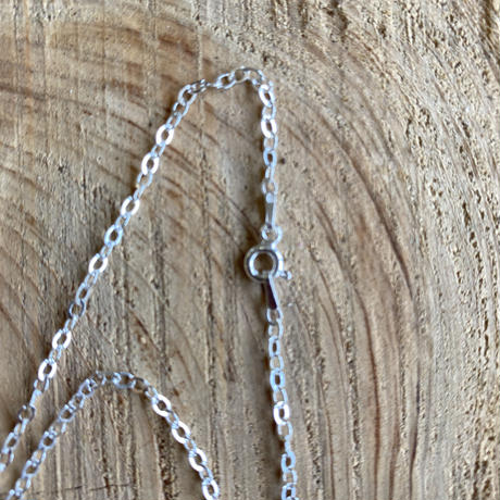 swell jewelry ワイルドホースsilver necklace