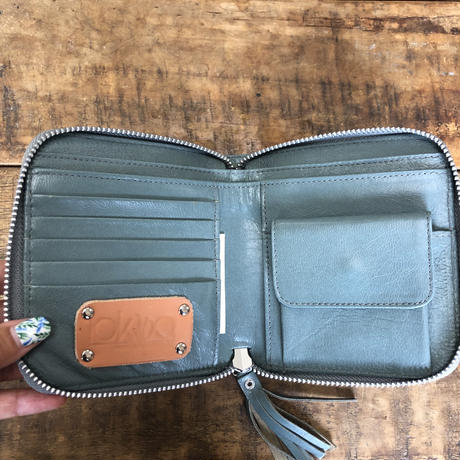 Lokoa  lether  STELLA wallet