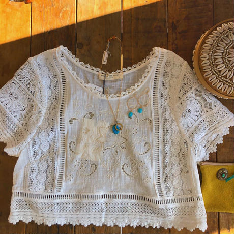 SPELL lace tops