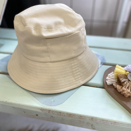 lack of color bucket hat