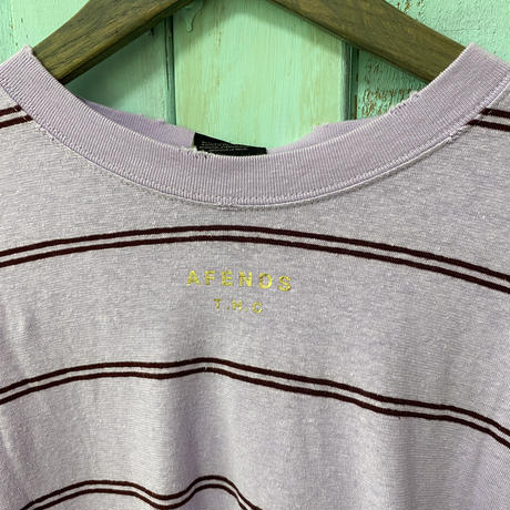 Afends sustainable tee 2