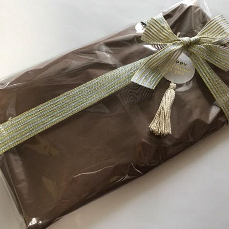 [Gift] 無料ラッピング(小型サイズ一例)
