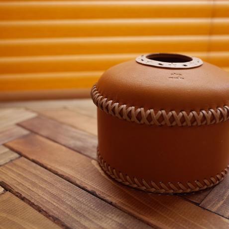 ※受注生産※OD缶レザージャケット 250(キャメル)