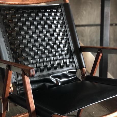 ※受注生産※BLACK Design×PINOWORKS  ブラックレザーメッシュ