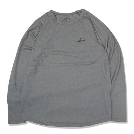 FRANK(フランク) FK-007-021 STRECH Long Sleeve shirts 3色(BLACK/ASH/WHITE)