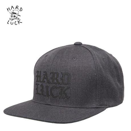 HARD LUCK(ハードラック) OLD HAND HAT CHxBK