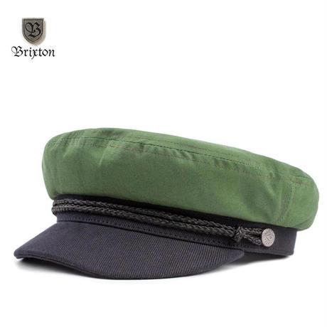 BRIXTON(ブリクストン) FIDDLER CAP ハンターグリーン