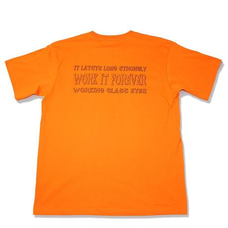 BLUCO(ブルコ)OL-806 PREMIUM QUALITY TEE'S -WORK IT19- 全3色(ブラック・ホワイト・オレンジ)