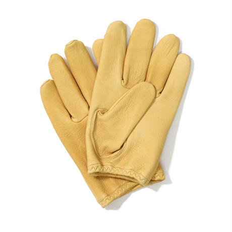 Lamp gloves -Utility glove Shorty- Camel