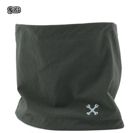 BLUCO(ブルコ)OL-207-019 NECK WARMER オリーブ