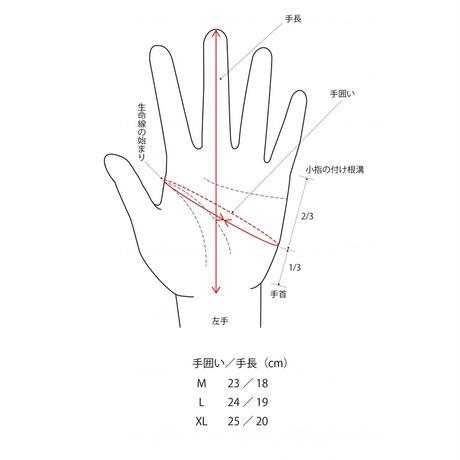 EVILACT(イーブルアクト) MCGTS 5色(BLACK・TAN・RED・BROWN・IVORY)