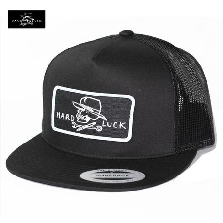 HARD LUCK(ハードラック) HARD SKULL TRUCKER ブラック