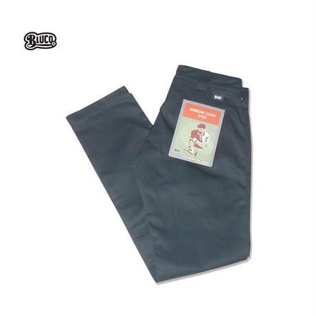 BLUCO(ブルコ)OL-063 WORK PANTS SLIM ネイビー