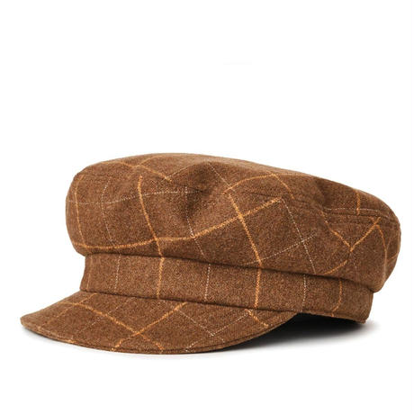 BRIXTON(ブリクストン) FIDDLER UN CAP キャメル